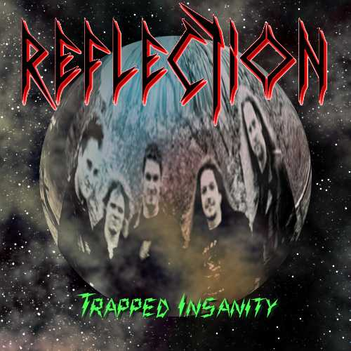 Trapped Insanity Front